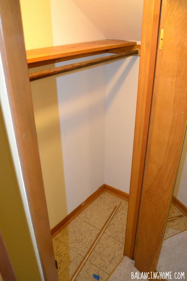 Closet Before #biggirlroom