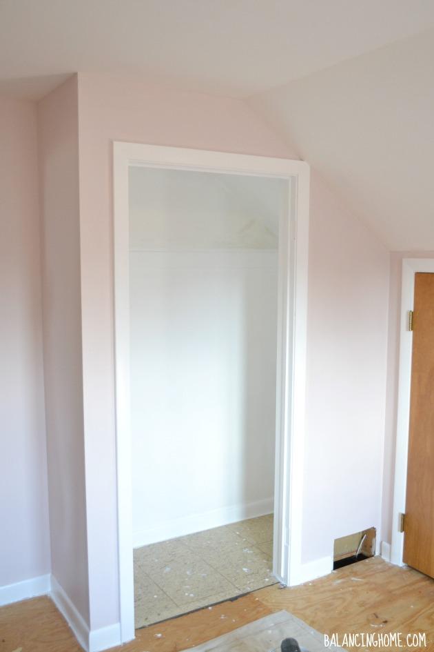Closet Progress #biggirlroom