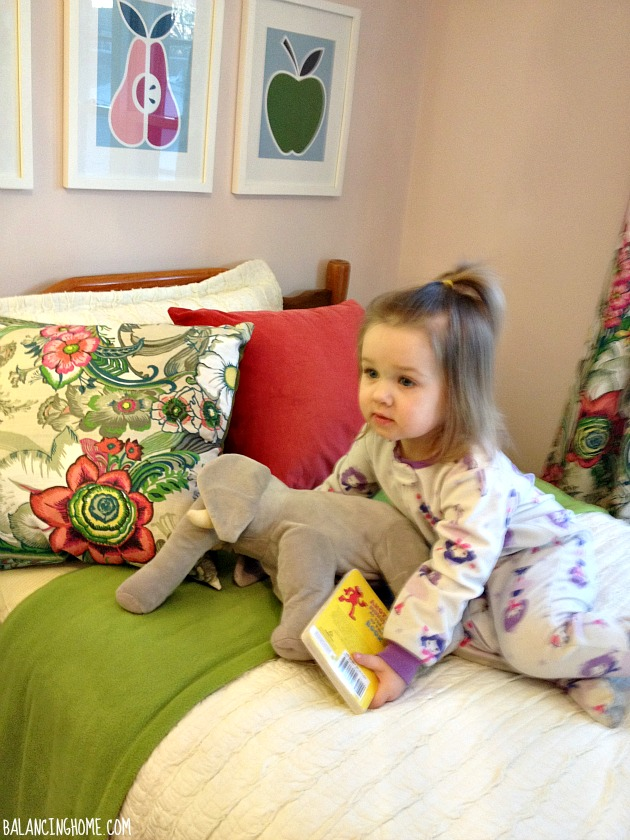 Bedding for Girls Room- Affordable White Ruffled Quilt and Napkin Pillow
