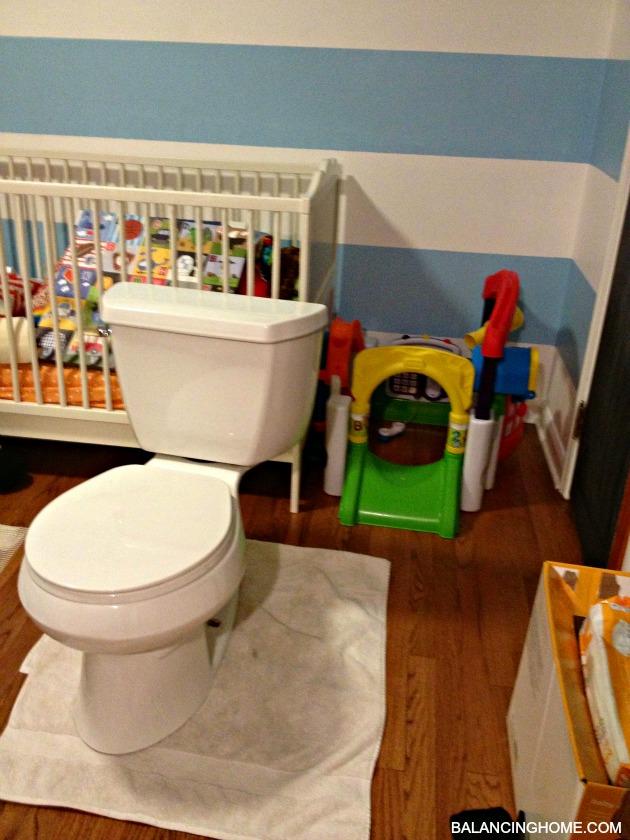 Nursery Chaos