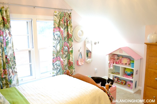 Big Girl Room Reveal