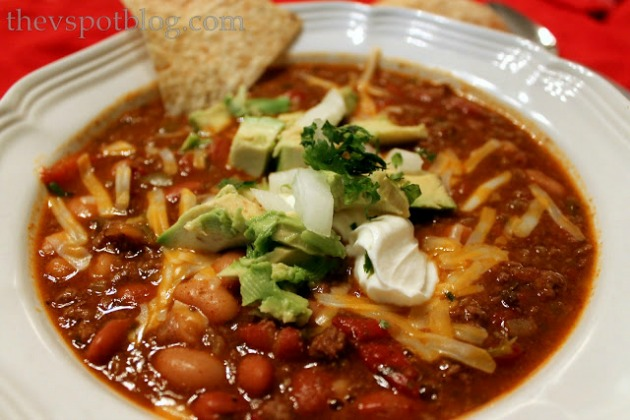 Quick Easy Chili that Doubles As Ice - Awesome Camping Recipe