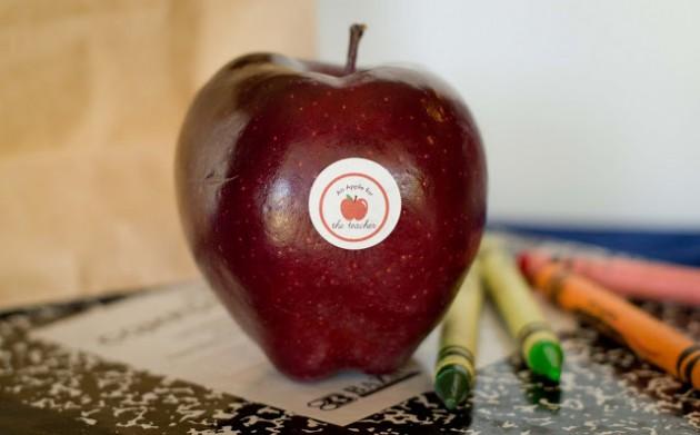 Apple Sticker Printable