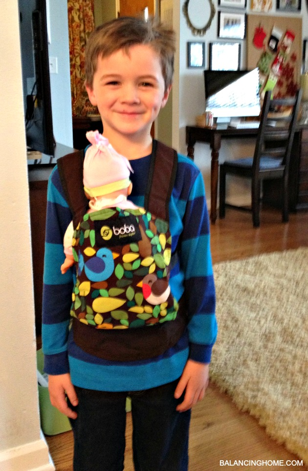 Boba Baby Carrier and Giveaway