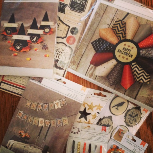 Halloween Crafts from American Crafts carried exclusively at Target