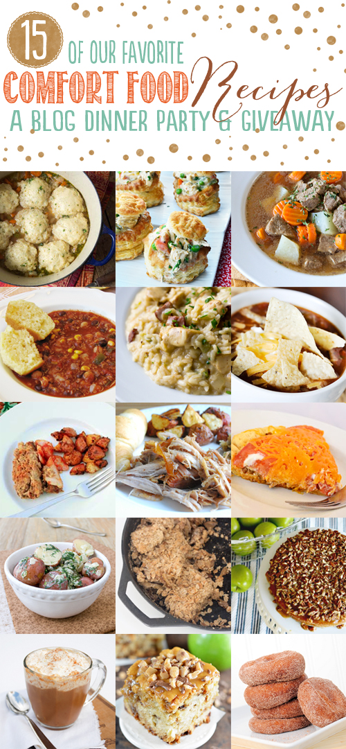 comfort foods progressive