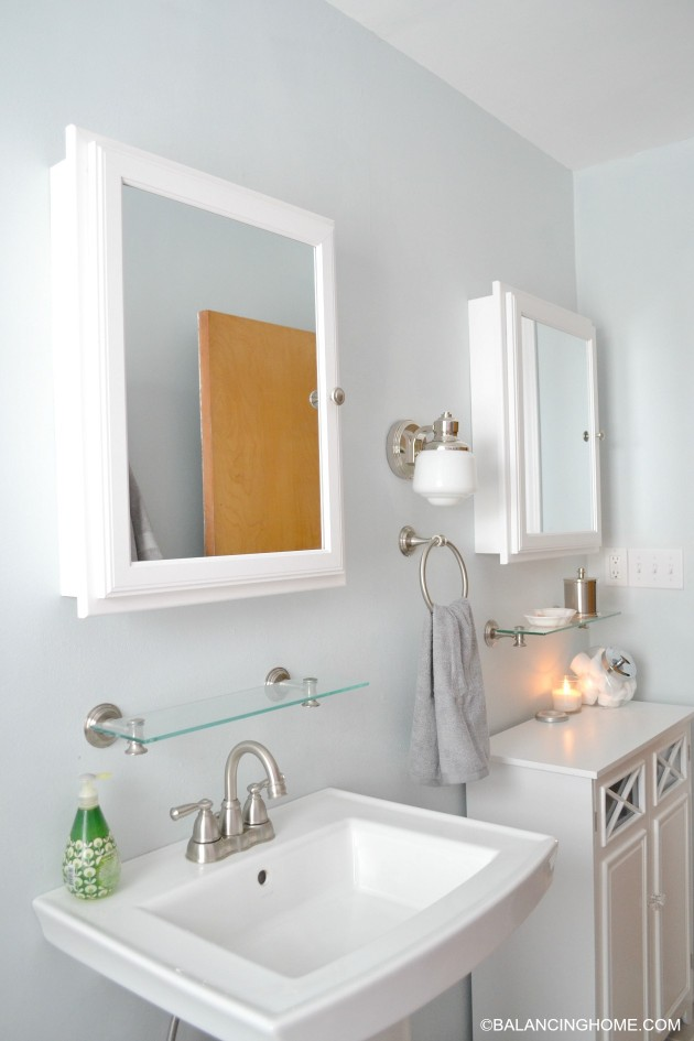 cleaning-organizing-bathroom-with-pedestal-sink-organizing-a-small-bathroom