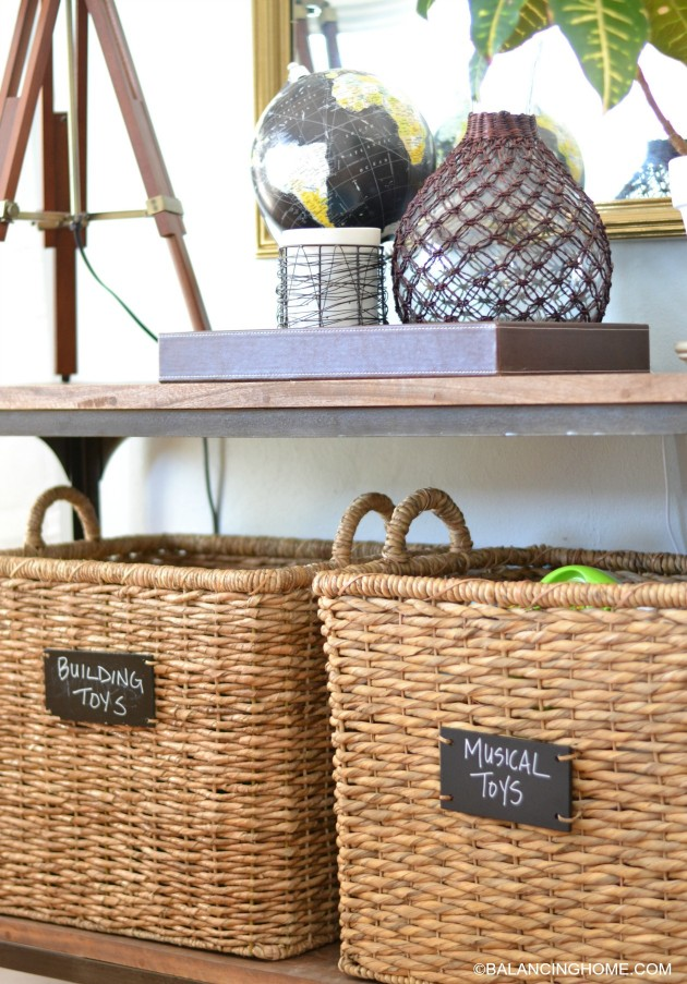 console-table-with-baskets-for-toy-storage