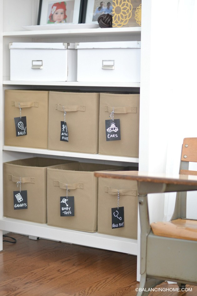 toy-bins-on-bookshelf