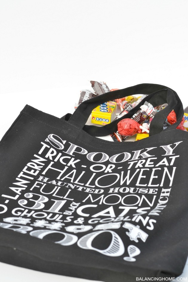 HALLOWEEN-TOTE