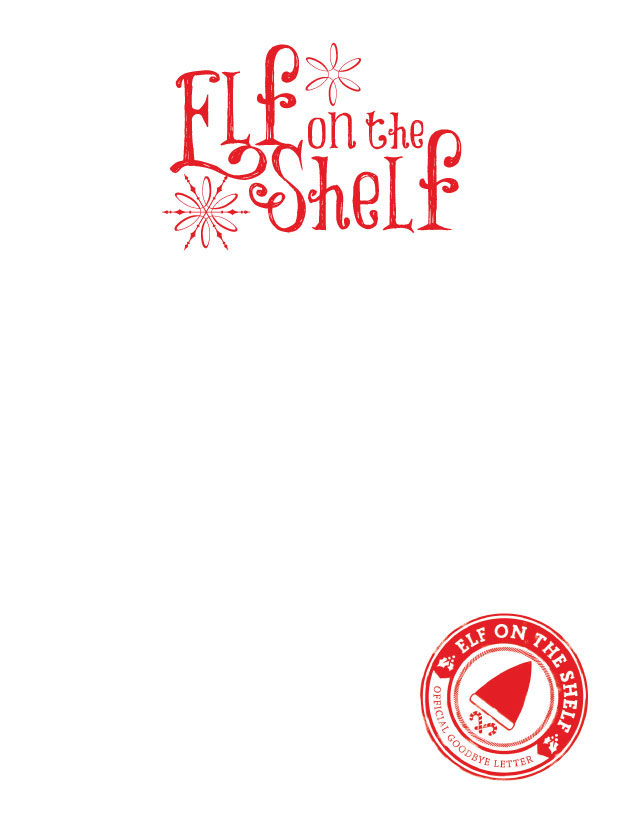 Elf-On-The-Shelf-Goodbye-Letter-Stationary