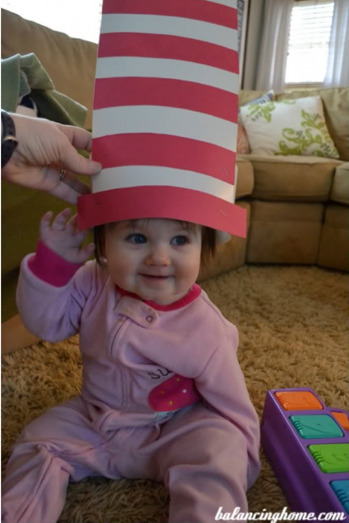 eleanor dr. seuss hat